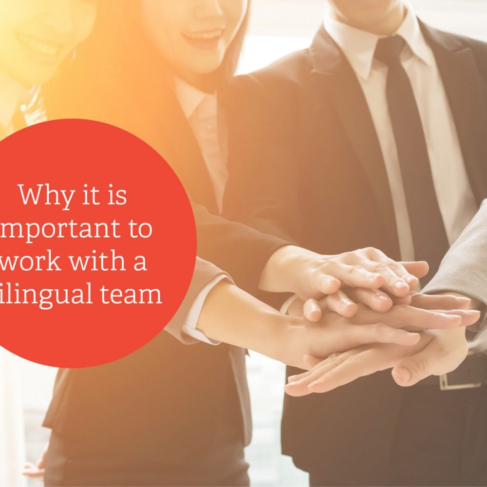 why is important to be bilingual Bilingual education: effective programming for language-minority students by lynn malarz why should i be concerned about the language-minority population at my.